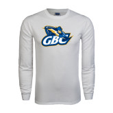 White Long Sleeve T Shirt-GBC