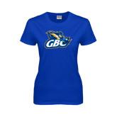 Ladies Royal T Shirt-GBC
