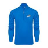 Syntrel Royal Blue Interlock 1/4 Zip-Goldey-Beacom Official Logo