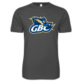 Next Level SoftStyle Charcoal T Shirt-GBC