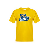 Youth Gold T Shirt-GBC