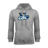 Grey Fleece Hoodie-GBC
