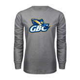 Grey Long Sleeve T Shirt-GBC