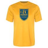 Performance Gold Tee-GBC Shield