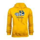 Gold Fleece Hoodie-Athletics