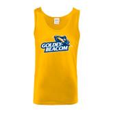Gold Tank Top-Goldey-Beacom Official Logo