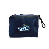 Six Pack Navy Cooler-Goldey-Beacom Official Logo