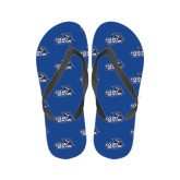 Full Color Flip Flops-Goldey-Beacom Stacked