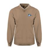 Khaki Executive Windshirt-GBC