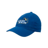 Royal Flexfit Structured Low Profile Hat-Goldey-Beacom Official Logo