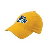 Gold Flexfit Mid Profile Hat-GBC