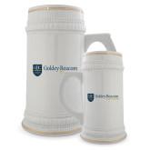 Full Color Decorative Ceramic Mug 22oz-Goldey Beacom College Horizontal