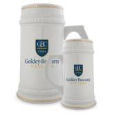 Full Color Decorative Ceramic Mug 22oz-Goldey Beacom College Vertical
