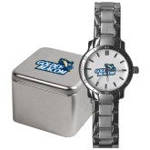 Mens Stainless Steel Fashion Watch-Goldey-Beacom Stacked