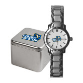 Ladies Stainless Steel Fashion Watch-Goldey-Beacom Stacked