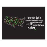 24 x 18 Poster-A Green Dot is...