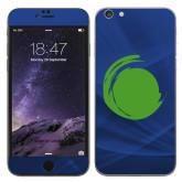 iPhone 6 Plus Skin-Green Dot
