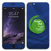 iPhone 6 Plus Skin-Tagline Inside
