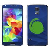 Galaxy S5 Skin-Green Dot