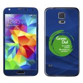 Galaxy S5 Skin-Tagline Inside