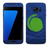 Samsung Galaxy S7 Skin-Green Dot