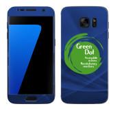 Samsung Galaxy S7 Skin-Tagline Inside
