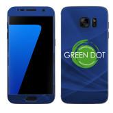 Samsung Galaxy S7 Skin-Text Across Design