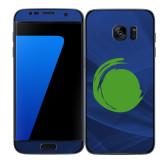 Samsung Galaxy S7 Edge Skin-Green Dot