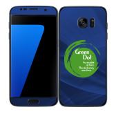 Samsung Galaxy S7 Edge Skin-Tagline Inside