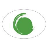 Large Decal-Green Dot