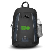 Impulse Black Backpack-Everyone Everyday Dot