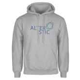 Grey Fleece Hoodie-Alteristic