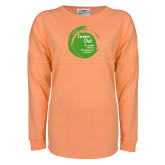 Coral Game Day Jersey Tee-Tagline Inside