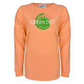 Coral Game Day Jersey Tee-Text Across Design