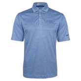 Nike Golf Dri Fit Royal Heather Polo-Alteristic