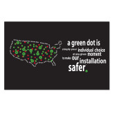 11 x 17 Poster-A Green Dot is...