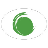 Extra Large Magnet-Green Dot
