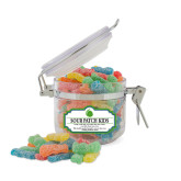 Sour Patch Kids Small Round Canister-Green Dot