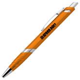 Milo Orange Pen w/Blue Ink-Whats Your Green Dot