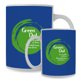 Full Color White Mug 15oz-Tagline Inside