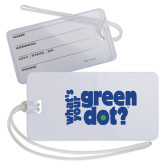 Luggage Tag-Side Text Design