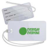 Luggage Tag-Everyone Everyday Dot Design