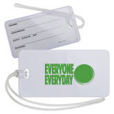 Luggage Tag-Everyone Everyday Dot