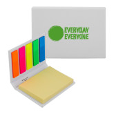Micro Sticky Book-Everyone Everyday Dot Design