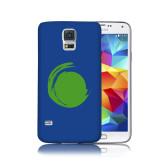 Galaxy S5 Phone Case-Green Dot