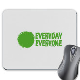 Full Color Mousepad-Everyone Everyday Dot Design