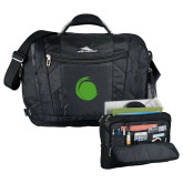High Sierra XBT Elite Compu Messenger-Green Dot