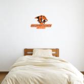 1 ft x 1 ft Fan WallSkinz-Stacked Georgetown Mark