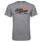 Grey T Shirt-Championships