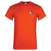 Orange T Shirt-Official Logo